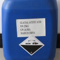 Large picture glacial acetic acid