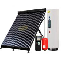 Large picture Split pressurized solar hot water heating system