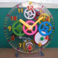 Large picture toy ,toys  ,educational toys clock D880  3USD/PCS