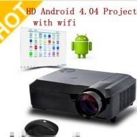 Large picture led projector with Android 4.04 syste