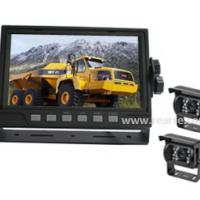 "Large picture Truck Revere Camera System with 7"" Digital Monitor"
