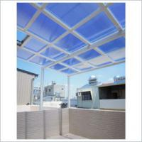 Large picture Polycarbonate  Shutter Twin-wall Sheet