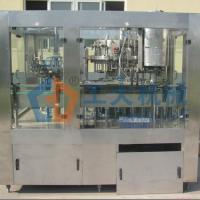 Large picture Isobaric Washing Filling Capping Triblock Machine