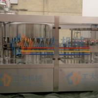 Large picture Pressure Washing Filling Capping Triblock Machine