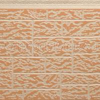 Large picture decorative insulated wall panel