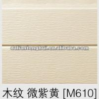 Large picture decorative exterior wall panel for prefab house
