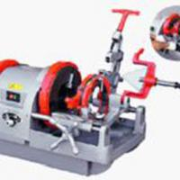 Large picture electric pipe -cutting threading machine
