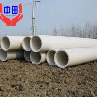 Large picture white hdpe pipe pe 100 made in China