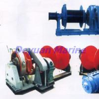 Large picture Hydraulic anchor windlass and mooring winch