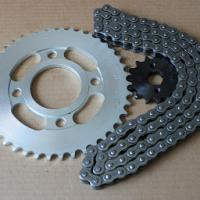 Large picture motorcycle chain kit