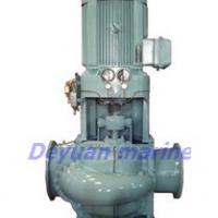 Large picture marine vertical double-suction centrifugal pump