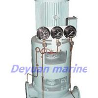 Large picture double-outlet centrifugal pump
