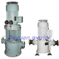 Large picture marine vertical self-priming centrifugal pump
