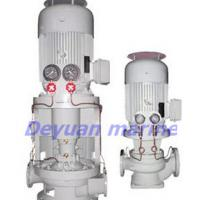 Large picture marine vertical centrifugal pump