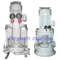 Large picture CLV series marine vertical centrifugal pump
