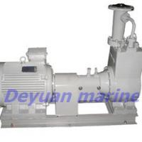 Large picture horizontal self-priming centrifugal oil pump