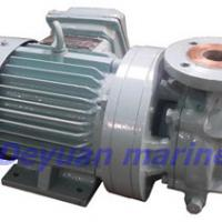 Large picture marine horizontal crushing pump