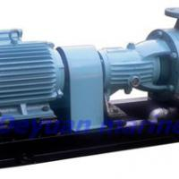 Large picture horizontal hot water circulating pump