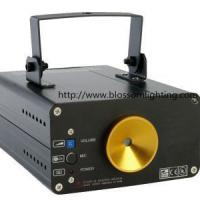 Large picture 130mW GR firefly twinkling laser light (BS-6002)