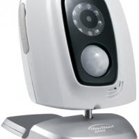 Large picture MMS camera video surveillance home security
