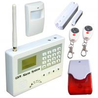 Large picture home security alarm system