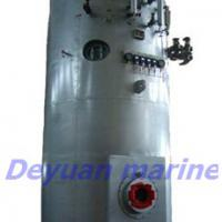 Large picture marine vertical hot oil boiler