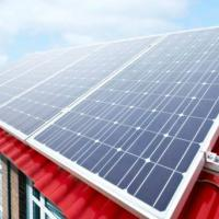 Large picture Pitched Roof Solar Mounting System