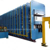 Large picture Conveyor Belts Vulcanizing Machine