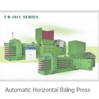 Large picture Automatic Horizontal Baling Press--TB1011