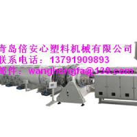 Large picture PVC double pipe production line