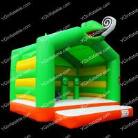 Large picture Lizard inflatable Bouncer