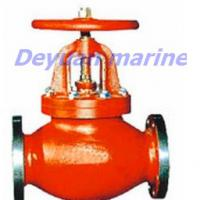 Large picture Marine Cast Iron Flanged Globe Stop Valves