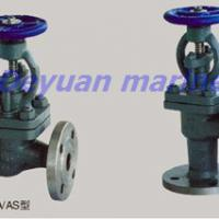 Large picture Marine Cast Steel Flanged Globe Valves