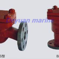 Large picture marine flange cast iron check valve