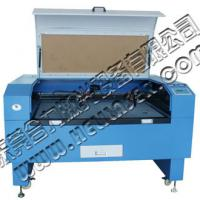 Large picture HL laser cutting and engracing machines promoting