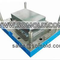 Large picture plastic mold, plastic crate mould