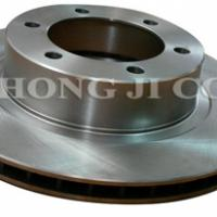 Large picture VW brake disc 43512-35190
