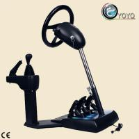 Large picture Portable Driving Simulator Made Of ABS+Iron