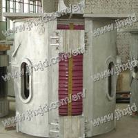 Large picture Iron Melting Induction Furnace 50KG