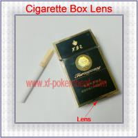 Large picture Cigarette box lens