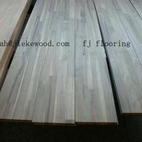 Large picture solid wood flooring