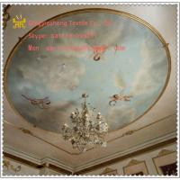 Large picture Paintable Ceiling Tiles for Interior Decoration