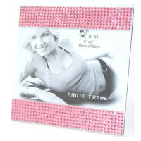 bling crystal rhinestone photo frame