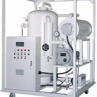 Large picture Series ZYD Double-stage transformer oil purifier