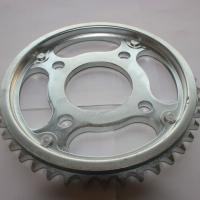 Large picture A3 steel motorcycle sprocket