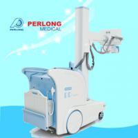 Large picture Mobile Radiography x ray machine