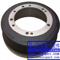 Large picture heavy truck parts brake drum