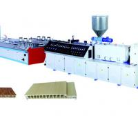 Large picture PVC Window Sill Production Line