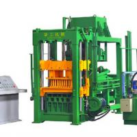Large picture QT3-15 automatic fly ash brick making machine
