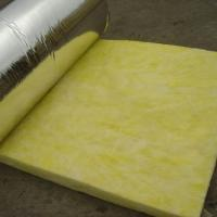 Large picture centrifugal glass wool felt